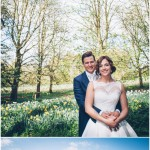 Kelmarsh Hall Wedding image