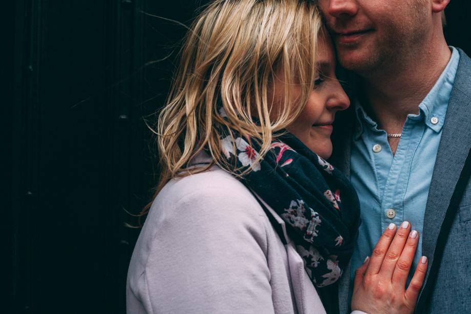 Honest & Beautiful Engagement Shoot image