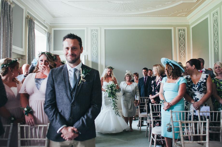 Saltmarshe-Hall-Wedding-Woodland-Blessing-14