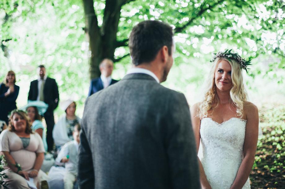 Saltmarshe-Hall-Wedding-Woodland-Blessing-18