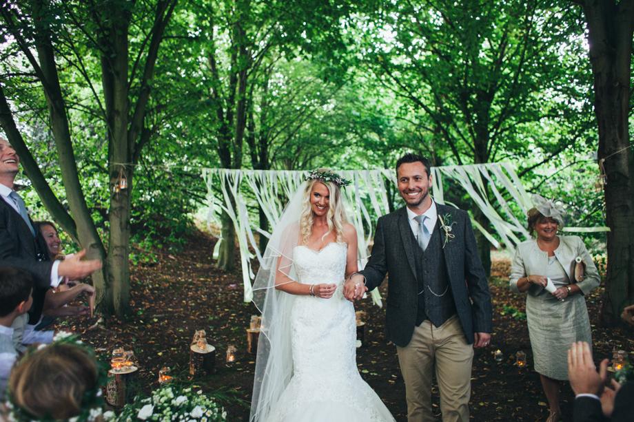 Saltmarshe-Hall-Wedding-Woodland-Blessing-20