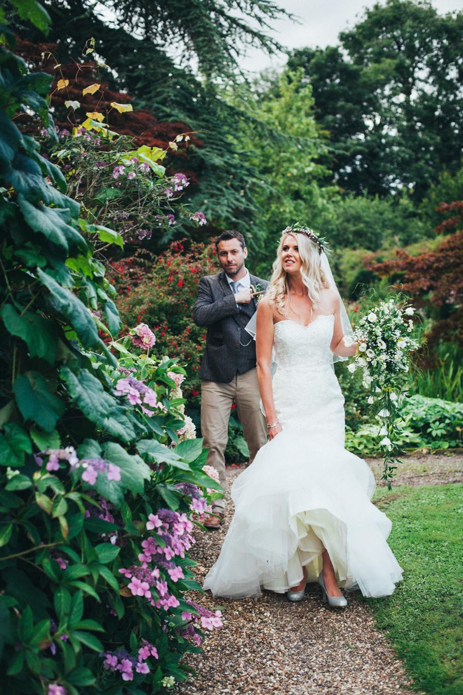 Saltmarshe-Hall-Wedding-Woodland-Blessing-27