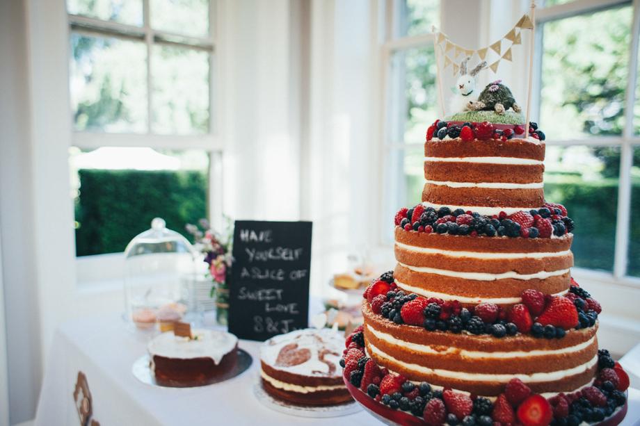 Saltmarshe-Hall-Wedding-Woodland-Blessing-32
