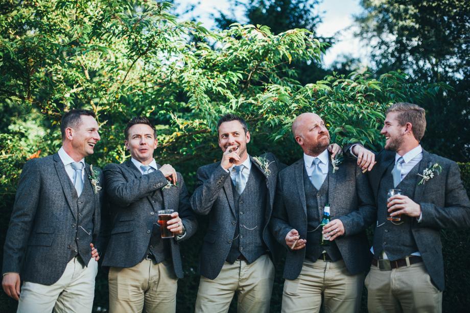 Saltmarshe-Hall-Wedding-Woodland-Blessing-38