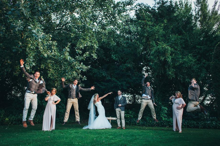 Saltmarshe-Hall-Wedding-Woodland-Blessing-39