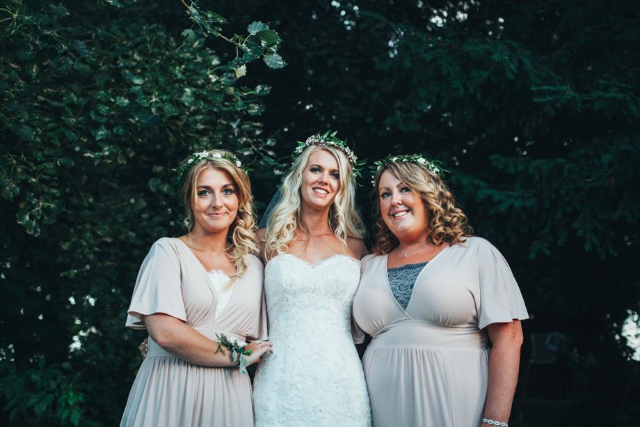 Saltmarshe-Hall-Wedding-Woodland-Blessing-40