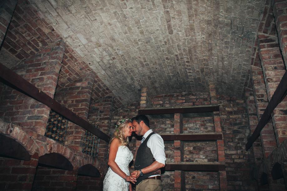 Saltmarshe-Hall-Wedding-Woodland-Blessing-47