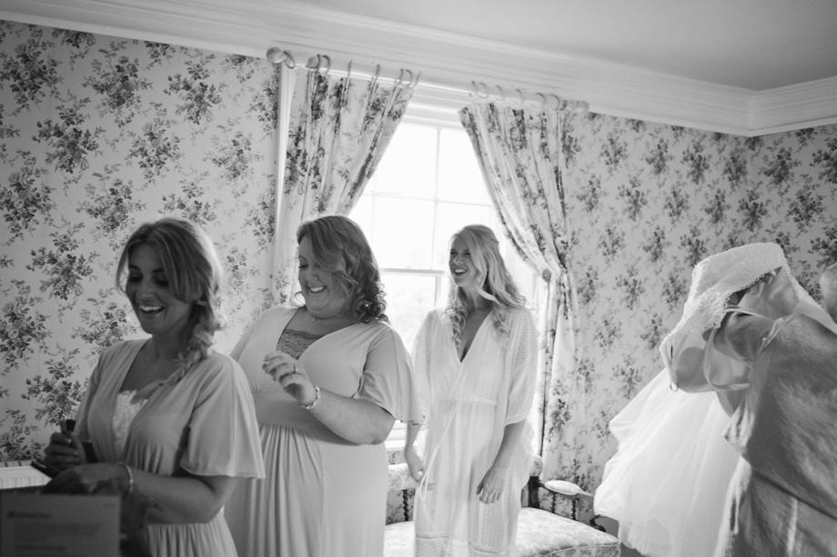 Saltmarshe-Hall-Wedding-Woodland-Blessing-6