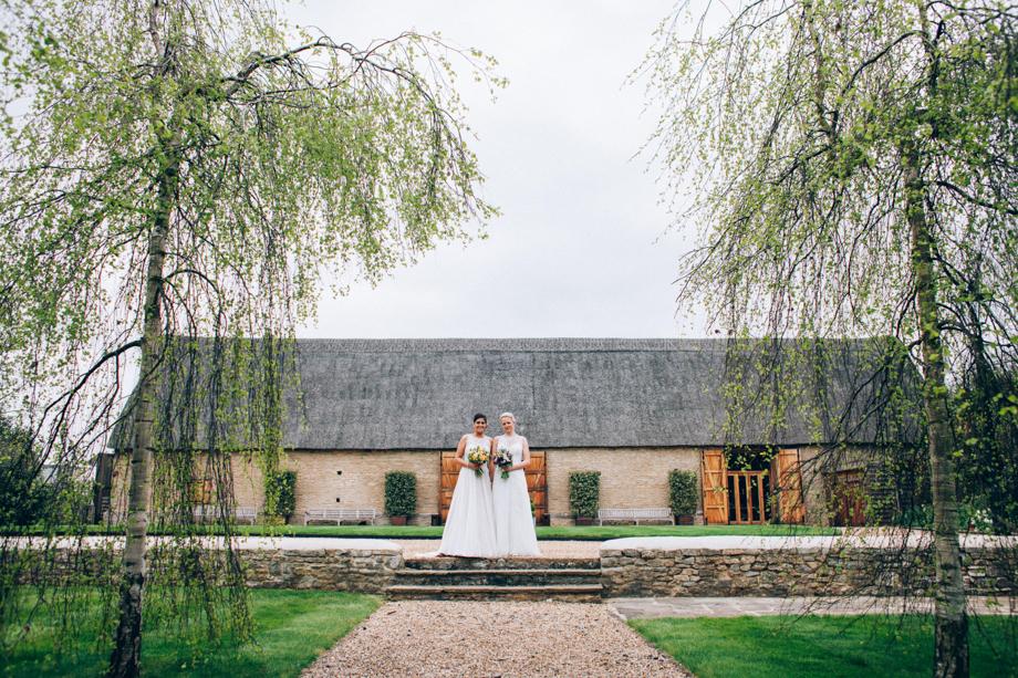 Tythe Barn Bicester Wedding image