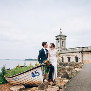 Daisy & Will – Normanton Church Wedding