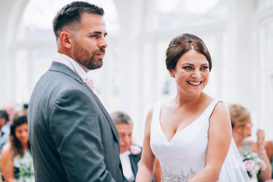 Barton Hall Wedding image