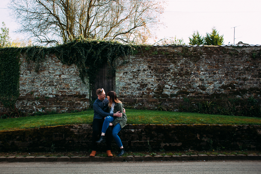 Engagement Shoot Dorset image