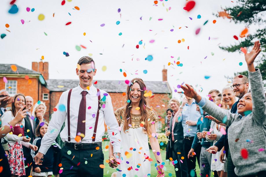 Dorset Farm Wedding image