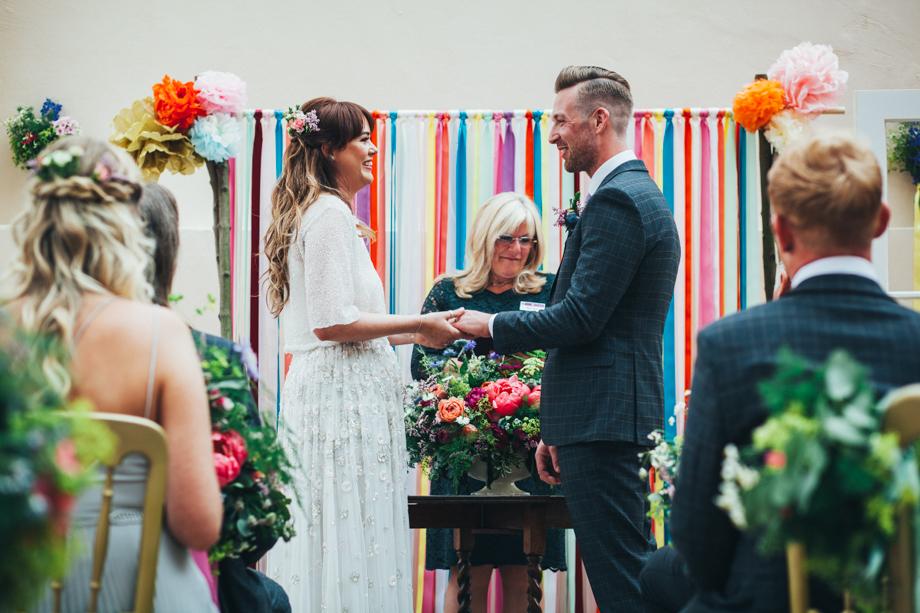 Kelmarsh Hall Orangery Wedding image