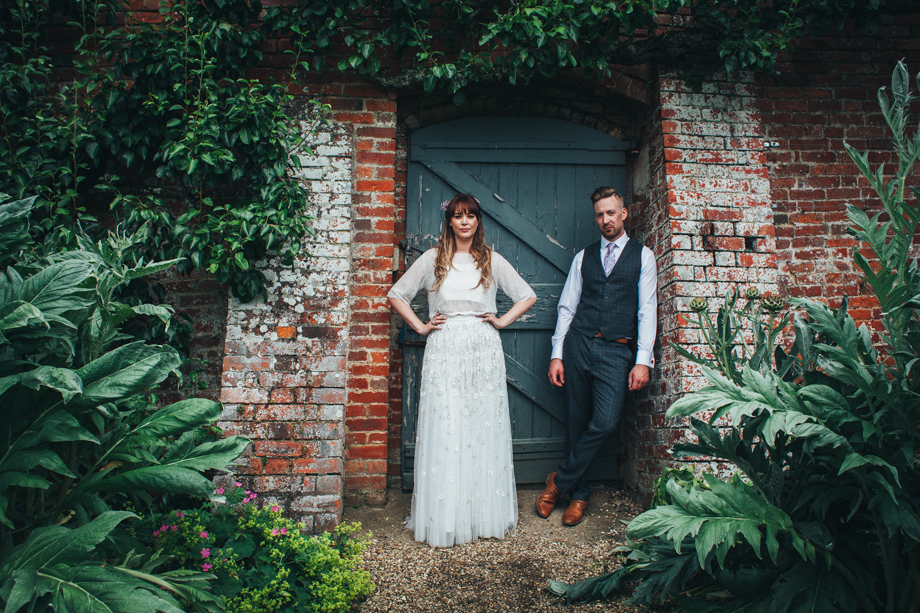Alternative Wedding Photography Somerset image
