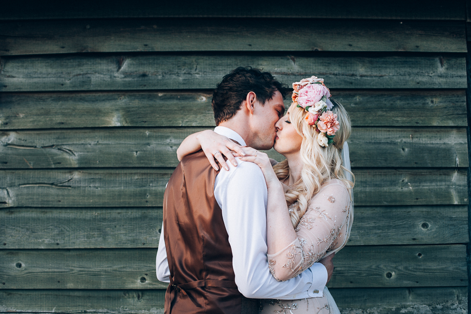 Alternative Wedding Photographer Somerset image