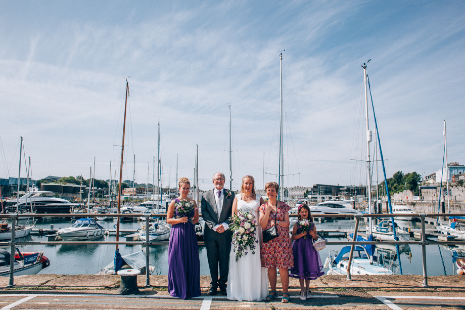 Plymouth Wedding Photographer image