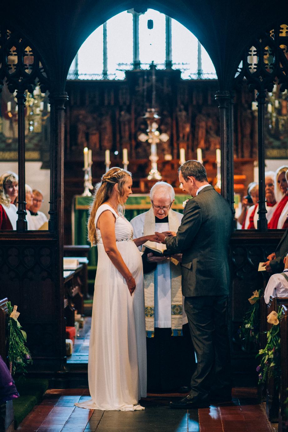 St Elizabeth House Wedding Photographer image