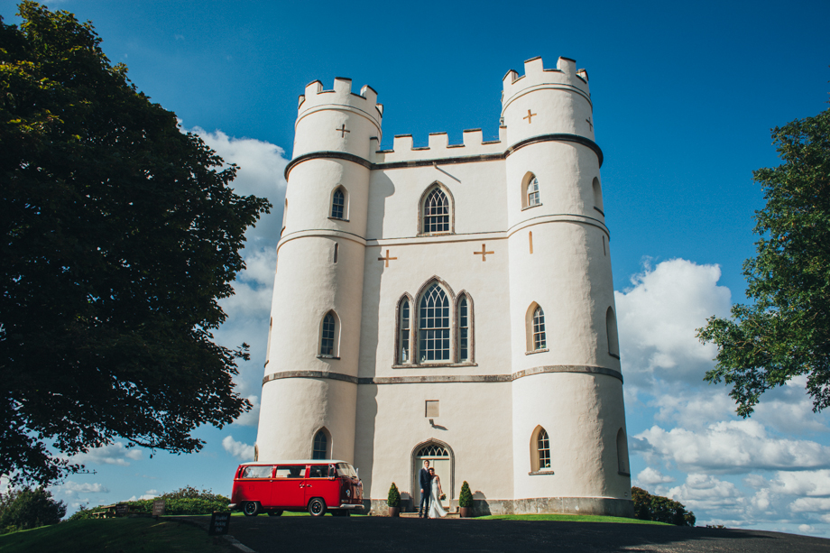 Haldon Belvedere Wedding Photography image